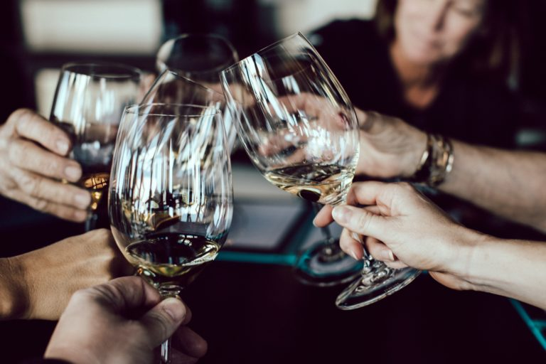 NAFP Reno Wine Tasting and Silent Auction