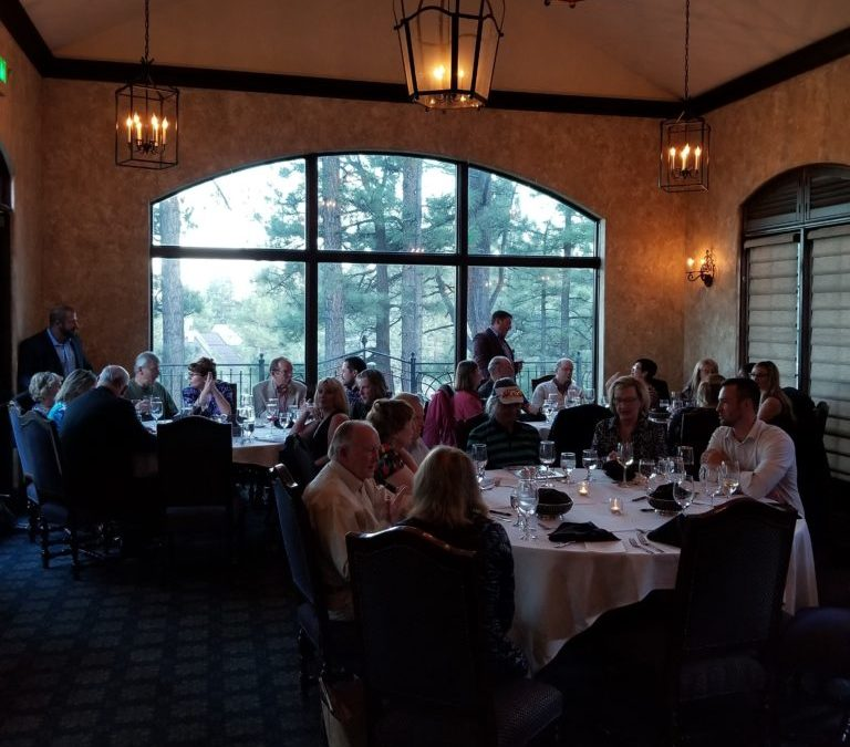 Aspire Capital Discussion At Montreux Golf & Country Club